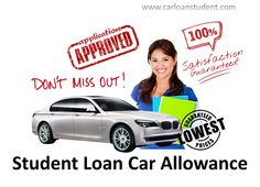 Now get the best car loans for the student drivers online at lowest interest rates for the student drivers.