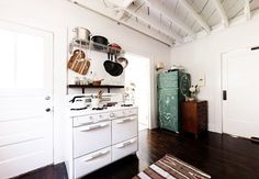 First Things First: How to Prioritize Home Projects  Eclectic Kitchen by Keep Smiling Home