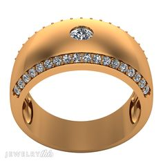 Rings » 3D CAD jewelry model » Jewelrythis, p.3