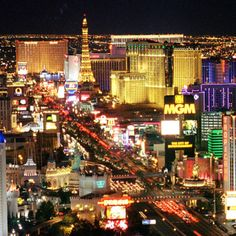 Las Vegas , Nevada. Went my junior year of high school and stayed at Cesar's Palace. Such a fun trip!