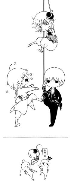 Hahaha this is the cutest thing ever! OkiKagura