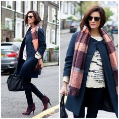 Shop. Rent. Consign. MotherhoodCloset.com Maternity Consignment: Check out these chic real mum-to-be winter maternity street style outfits...