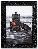 Tillack Captures thoughts, and life's circumstances then portays them symbolically on a canvas in a mixture of surrealism and realism. Surrealism, Bookends, Symbols, Canvas, Painting, Home Decor, Art, Tela, Art Background