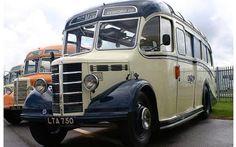 Bedford OB bus