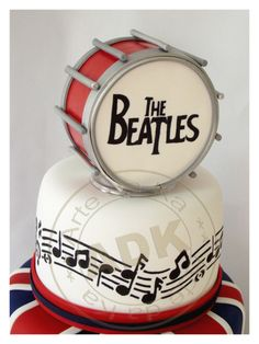 The Beatles cake - there are some really nicely done cakes on this site.