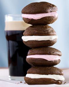 Chocolate Stout Whoopie Pies recipe | DRAFT Magazine