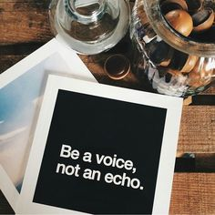 Be a voice, not an echo.  Check out this awesome Photographer @fabijanvuksic ✌