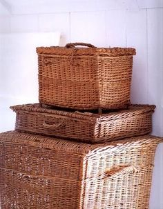 I have a stack of baskets very similar to these.