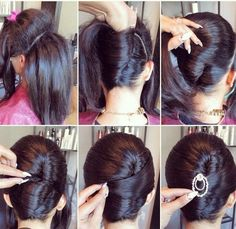 How to Repair Split Hair Ends - AllDayChic