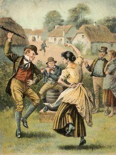 Learn a traditional Irish jig
