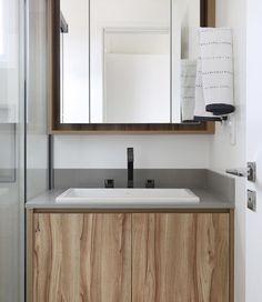 Veja 60 lindas referências de bancadas para banheiros e lavabos com diversos materiais.
