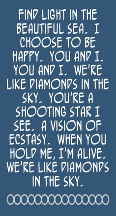 Rihanna - Diamonds - song lyrics, song quotes, songs, music lyrics, music quotes,