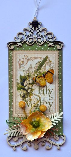 G45 secret garden tag #2- karen shady tell you what she used andvwhere from....and it is SO gorgeous!