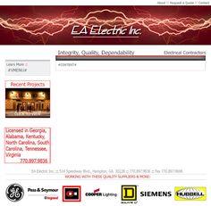 E A Electric