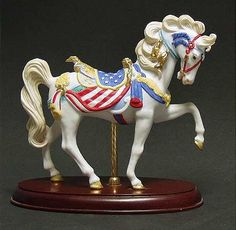 Lenox ChinaCarousel Animals at Replacements, Ltd
