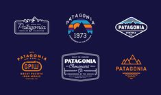 Radical Co-operative / Los Angeles Brand Identity & Design / Apparel Collections / Patagonia T-Shirt Design / Tee Graphics