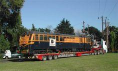 Australian Train Movers - Train Photos New Zealand, Australia, Train, Photos, Trains, Pictures