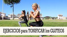 ejercicios para tonificar gluteos