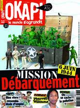 Okapi n°981, 1er juin 2014 : Mission Débarquement ; Où se cache la pollution ? ; Bien vivre ensemble mode d 'emploi !