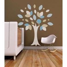 afy Tree Wall Decal - Trendy Peas