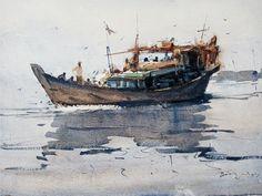 Watercolor, Bangladesh