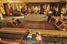 La Fabrique Recording Studio - Intro   Miloco Studios