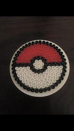 Pokéball – Beads Artwork