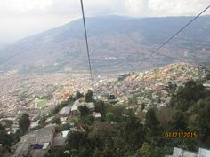 Medellin, from the tram