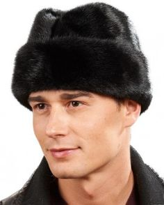95cec83e513 Black Mink Russian Cossack Hat Cossack Hat