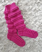 Marimekko, Knitting Socks, Christmas Crafts, Diy, Knitting, Handmade Christmas Crafts, Do It Yourself, Knit Socks, Bricolage