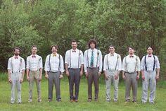 Wedding inspiration and ideas for destination weddings: Massachusetts wedding groomsmen bowtie suspender Suspenders, Wedding Suits, Wedding Attire, Enchanted Forest Wedding, Wedding Locations, Farm Wedding, Marry Me, Wedding Inspiration