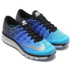 Nike Air Max 2016 Print Sz 14 14 14 Light Crimson 818135 600