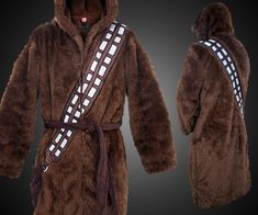 Chewbacca Bathrobe – $76