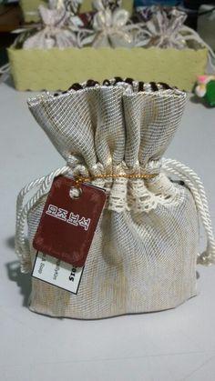 Gift (bag & soap)