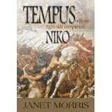Tempus with his right-side companion NIKO (Sacred Band of Stepsons: Sacred Band Tales) (Kindle Edition)By Janet Morris
