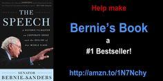 Let's make @BernieSanders' book a #1 Bestseller: http://amzn.to/1N7Nchy  #FeelTheBern #Bernie2016