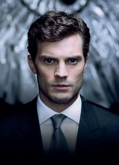 Christian Grey(I think or is it Jamie Dornan?) from the Fifty Shades movie series Fifty Shades Movie, Fifty Shades Trilogy, Fifty Shades Darker, Fifty Shades Of Grey, Christian Grey, Jamie Dornan, Mr Grey, Paris Mode, Actrices Hollywood
