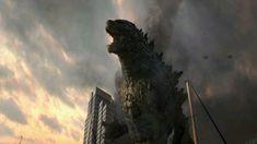 Godzilla(2014) - All Godzilla Scenes HD 1080p