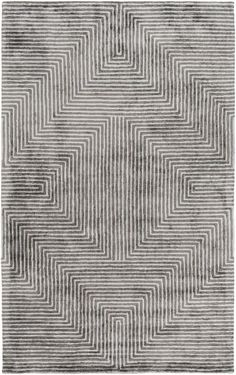 Nasir Light Gray Area Rug
