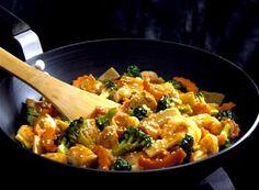 Chicken & Broccoli Stir-Fry