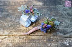 ARTEMI /artemi.com.pl/ dekoracje ślubne, kwiaty do ślubu, butonierka, bransoletka