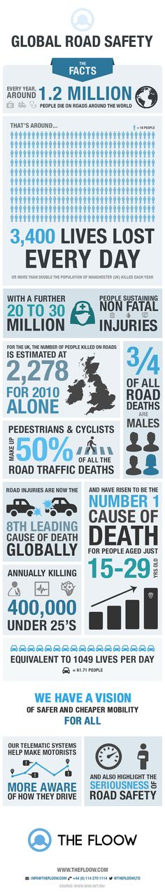 Global Road Safety Infographic