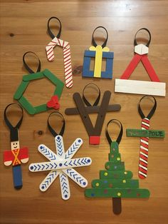Nice 30 DIY Popsicle Stick Decor Ideas To Increase Your Interior Home wahyuputra. Nice 30 DIY Popsicle Stick Decor Ideas To Increase Your Interior Home wahyuputra. Xmas Crafts, Craft Stick Crafts, Diy Crafts, Christmas Decorations Diy For Kids, Craft Sticks, Christmas Crafts For Children, Simple Christmas Crafts, Resin Crafts, Popsicle Stick Christmas Crafts