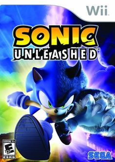 Sonic Unleashed - Classics Edition (Xbox by SEGA - sign sign Sonic Unleashed, Wii Games, Xbox 360 Games, Arcade Games, Juegos Ps2, Sonic The Hedgehog, Hedgehog Game, Dvd Box, Game Sonic