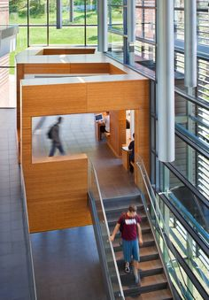 Gallery - UMass Amherst Integrated Science Building / Payette - 13