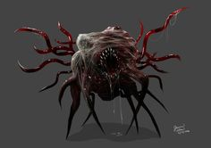 """Check out my @Behance project: """"Creature16"""" https://www.behance.net/gallery/38587399/Creature16"""