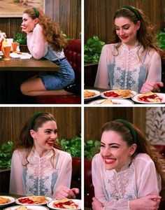 Shelly Johnson + adorable #twinpeaks #JellyShoesVintage