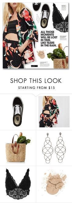 """""""Andrómeda, Zoé"""" by blendasantos ❤ liked on Polyvore featuring Vans, River Island, McGinn and Bobbi Brown Cosmetics"""