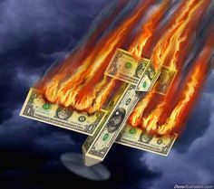 FORBES: APOCALYPSE SOON: THE U.S. DOLLAR'S GRIM FUTURE -- AND HOW TO PREPARE FOR IT -- The U.S. dollar's predicament can be summed up in three observations: 1.The U.S. balance of payments deficits have multiplied three-fold since the 1980s, and now typically run between 3 and 6 percent of GDP. 2.Manufacturing's share of GDP is down to 11 percent. 3.Services do little exporting. [...] 07/15