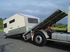 RoRo Unimog Adventure Camper